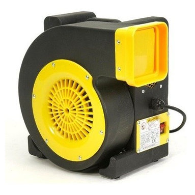 Airfoxx - AirFoxx AB1000a High Velocity 1 HP 980 CFM All Purpose WorkShop Blower - The AB1000a by Airfoxx is a powerful Utility Blower / Air Mover / Spot Cooler. Its small stature and light weight makes it one of most versatile air circulation system in the industry. With air pressure of 8.5 inch/H2O and 980 CFM, the AB1000a can be use for all cooling and air ventilation purposes from keeping your work site ventilated, blowing debris at work site to cooling engine and breaks on a race car.