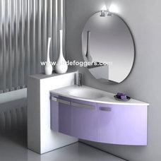 Eclectic Bath Mats by Shanghai Divas Glass Co.,Ltd