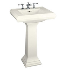 traditional bathroom sinks by Home Depot