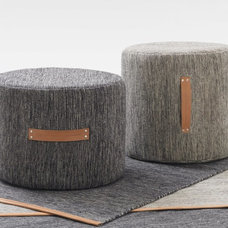 Contemporary Ottomans And Cubes by UPinteriors