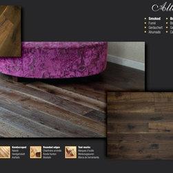 Altay Hardwood Floor -