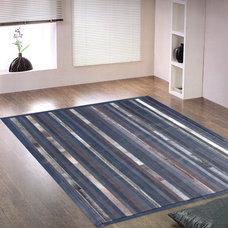 Contemporary Carpet Flooring by Oxalis Enterprises