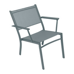 Fermob - Costa Low Stacking Armchair - Set of 2 - Fermob - Sold in a set of 2
