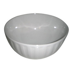 Wedgwood - Wedgwood Weekday Weekend Fluted Bowl - Wedgwood Weekday Weekend Fluted Bowl