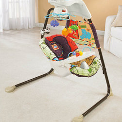 fisher price cradle swing assembly instructions