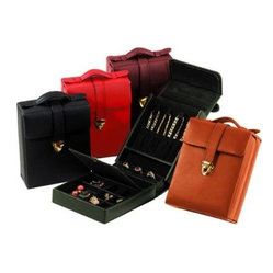 Pocketbook Jewelry Case - 6W x 4.75H in.