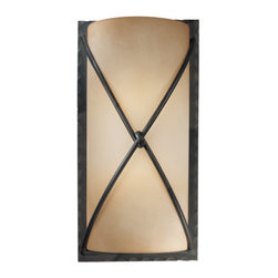 Minka Lavery - Minka Lavery ML 1975-1 2 Light Wall Sconce from the Aspen II Collection - Two Light Wall Sconce from the Aspen II CollectionFeatures: