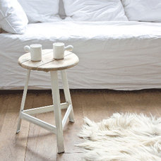 traditional side tables and accent tables by Bodie and Fou