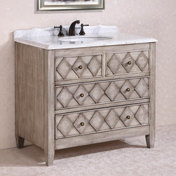 Solid Wood Bathroom Vanities From Legion Furniture – NEW Collections - Solid Wood Bathroom Vanities From Legion Furniture – NEW Collections: http://www.homethangs.com/blog/2014/11/solid-wood-bathroom-vanities-from-legion-furniture/