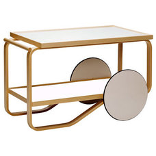 Modern Bar Carts by hive