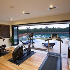 Horizon Trail New Home / Fitness room