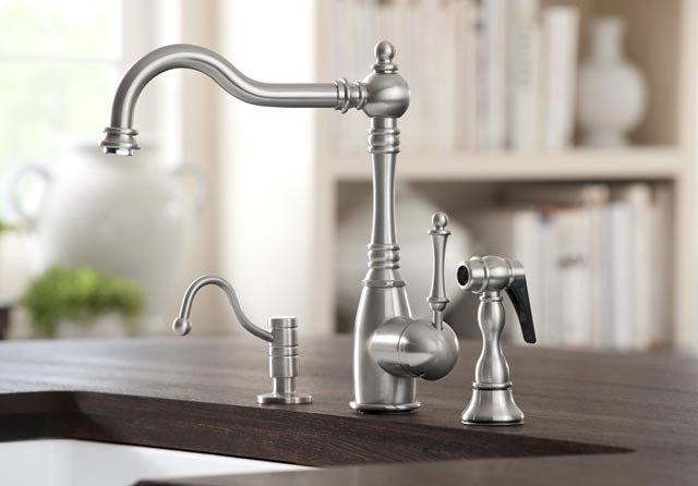 Traditional Kitchen Faucets by BLANCO