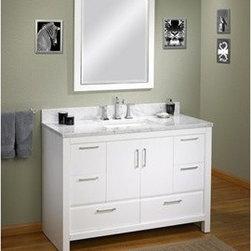 Modern Bathroom Vanities: Find Bathroom Vanity and Bathroom Cabinet Designs Online