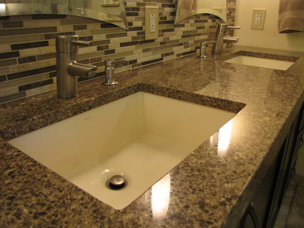Vanity Tops And Side Splashes by Solid Surfaces Unlimited