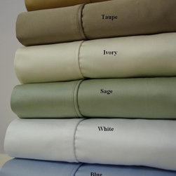 Royal Tradition - R-T QUEEN Super Soft -Bamboo Cotton 300TC Bed Sheet Sets - Bamboo cotton sheets are soft & luxurious. Bamboo fibers are as soft as silk and naturally breathable, and are an eco-friendly fiber. You will love sleeping on this fabulous bedding. It feels cool in the summer and warm in winter. It does not pill, so the silky softness lasts and lasts. The 100% Bamboo cotton puts this product in a class above the rest.