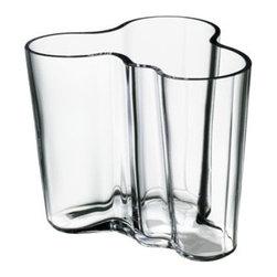 iittala - iittala Aalto Vase - Small - Small vase. Manufactured by iittala.Designed in 1936.