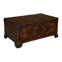 Garaile Trunk Coffee Table