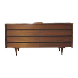 SOLD OUT!  American of Martinsville Mid-Century Dresser - $1,800 Est. Retail - $ -