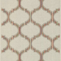 """Loloi Rugs - Loloi Rugs Ibiza Collection - Ivory / Multi, 1'-9"""" x 2'-9"""" - The Ibiza Collection is the ideal modern rug for indoor and outdoor spaces. Power loomed in Egypt of 100% polypropylene, these head-turning rugs include a full spectrum of colors that can't help but liven up your front porch, patio, or poolside deck. And with it's durable construction and fiber, Ibiza is a low maintenance rug for the indoors too."""