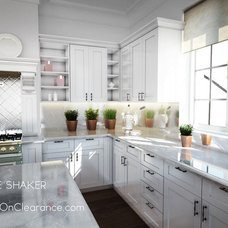 Modern Kitchen Cabinets by KitchensOnClearance.com