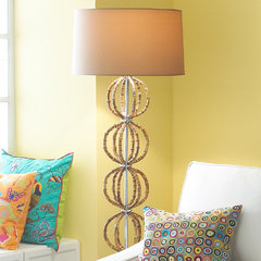 eclectic floor lamps by RSH