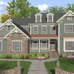 Craftsman House Plan -