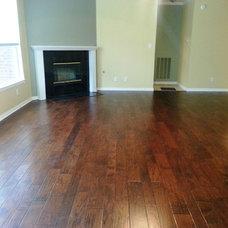 Traditional Hardwood Flooring by The Floor Barn