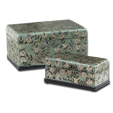 Traditional Storage Bins And Boxes by Fratantoni Lifestyles