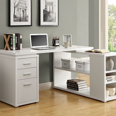 Modern Desks And Hutches by Dexter Sykes