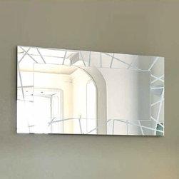 Sovet Italia - Sovet Italia | Segment Mirror, Rectangular - Design by Gianluigi Landoni, 2008.