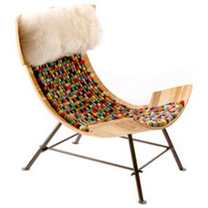 Eclectic Chairs by LOPFURNITURE