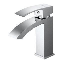 Vigo - VIGO VG01015CH Single Lever Bathroom Faucet - VIGO finishes resist corrosion and tarnishing, exceeding industry durability standards