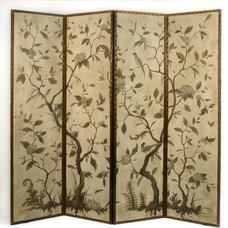 Traditional Screens And Room Dividers by RL Goins Inc