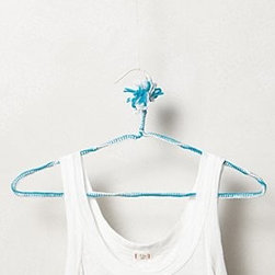 Anthropologie - Crocheted Pom Hanger - *Sold individually