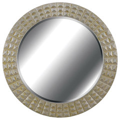 modern mirrors by Overstock