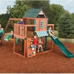 Modern Swingsets And Playsets Home Design Photos Amp Decor