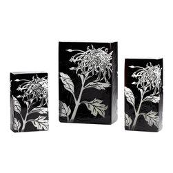 Cyan Design - Cyan Design Lighting 05196 Large Wild Dandelion Vase - Cyan Design 05196 Large Wild Dandelion Vase