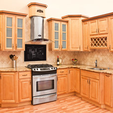 Traditional Kitchen Cabinets by LowPriceKitchens.com