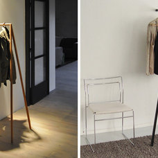 Modern Clothes Racks by bureaudebank.nl