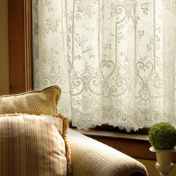 Heritage Ready Made Lace Curtains -