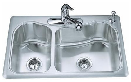 Traditional Kitchen Sinks by PlumbingDepot.com