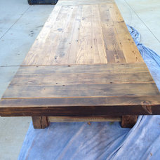 Farmhouse Dining Tables by Rustic Grain