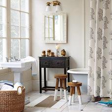 Bathroom by Serena & Lily