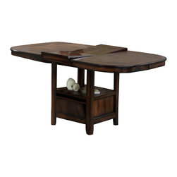 Homelegance - Westwood Counter Height Dining Table - Deriving its look from a multitude of classic designs, the Westwood Collection is the perfect blend of traditional accents and transitional styling.