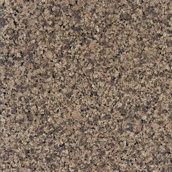 "Autumn Harmony Brown Polished Granite Floor & Wall Tile 12"" x 12"" - 12"" x 12"" Autumn Harmony Brown Granite Floor and Wall Tile is a great way to enhance your decor with a traditional aesthetic touch. This polished tile is constructed from durable, impervious granite material, comes in a smooth, unglazed finish and is suitable for installation on floors, walls and countertops in commercial and residential spaces such as bathrooms and kitchens."