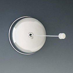 Eight Foot Indoor-Outdoor Retractable Clothesline -