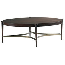 contemporary coffee tables by Baker Furniture