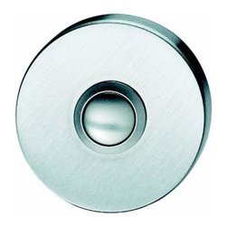 FSB USA - Fsb Usa Contemporary Stainless Steel Door Stop, 55mm - Fsb Usa Contemporary Stainless Steel Door Stop, 55mm