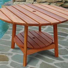Traditional Outdoor Dining Tables by Overstock.com
