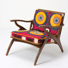 Midcentury Armchairs by Anthropologie